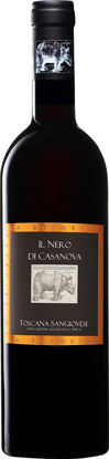 Picture of IL NERO DI CASANOVA 05 12X75CL