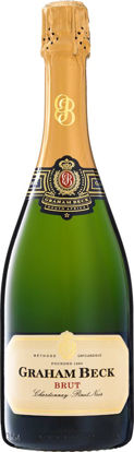 Picture of GRAHAM BECK BRUT 12X75CL