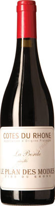 Picture of COTE DU RHONE RED LA BOR6X75CL