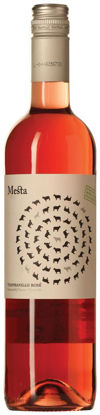 Picture of MESTA TEMP ROSE ORG 12X75CL