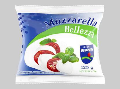 Picture of MOZZARELLA 20X125G    BELLEZZA