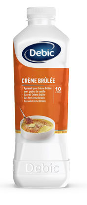 Picture of CREME BRULEE 6X1L        DEBIC