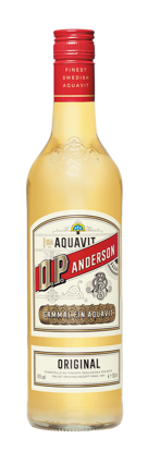 Picture of OP ANDERSSON KRYDD 40% 12X70CL