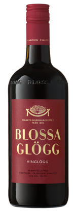 Picture of BLOSSA VINGLÖGG 10% 12X75CL