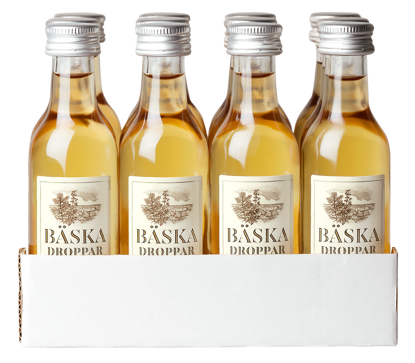Picture of BÄSKA DROPPAR 12X5CL 40%