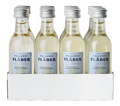 Picture of HALLANDS FLÄDER 12X5CL 38%