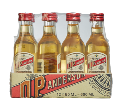 Picture of OP ANDERSSON 12X5CL 40%