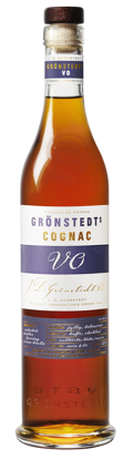Picture of GRÖNSTEDTS VO COGNAC 6X50CL40%