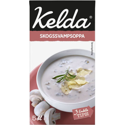 Picture of KELDA SKOGSSV.SOPP 5% 10X500ML