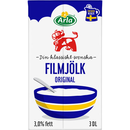 Picture of FILMJÖLK    6X0,3L  ARLA