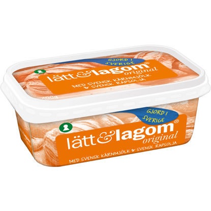 Picture of MARGARIN LÄTT & LAGOM 16X400G