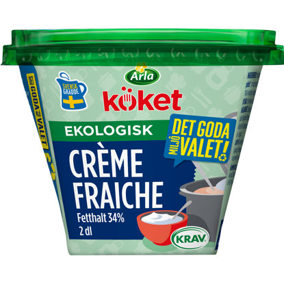 Picture of CREME FRAICHE EKO  8X2DL ARLA