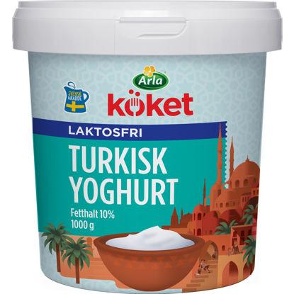 Picture of YOGHURT TURKISK 10% LF 6X1KG