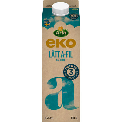 Picture of A-FIL LÄTT 0,5% EKO 6X1L