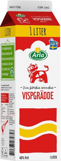 Picture of VISPGRÄDDE 40% 6X1L       ARLA