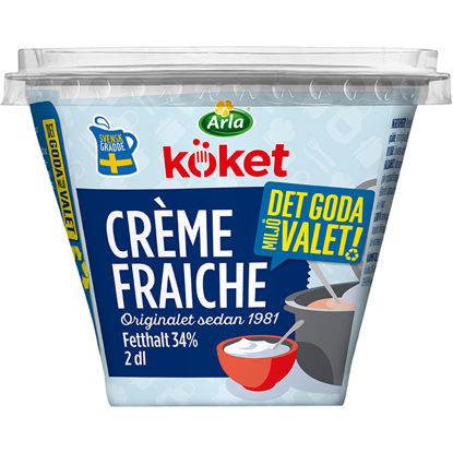 Picture of CREME FRAICHE 8X2DL       ARLA