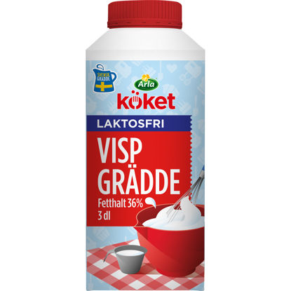 Picture of VISPGRÄDDE LAKTFRI 6X3DL ARL