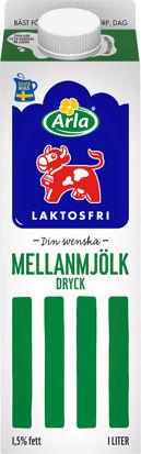 Picture of MJÖLK MELLAN 1,5% LF 6X1L
