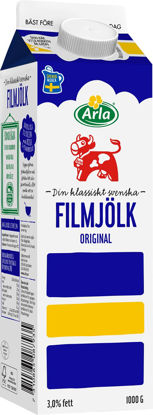 Picture of FILMJÖLK 3% 6X1L