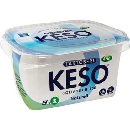 Picture of KESO LAKTOSFRI NAT 6X250G ARLA
