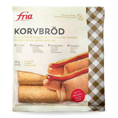 Picture of KORVBRÖD GLF 40X44G
