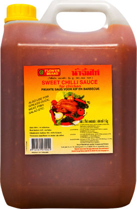 Picture of CHILISAUCE SWEET THAI 3X4,5KG