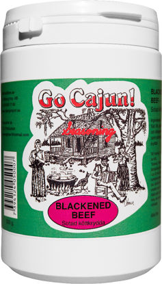 Picture of BLACKENED BEEF CAJUN 4X500G