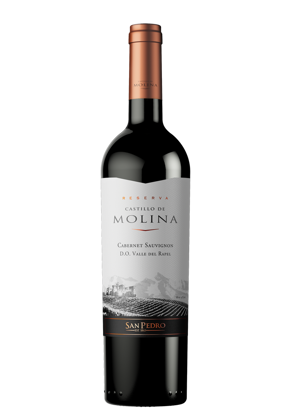 Picture of CASTILLO DE MOLINA CAB SAU 75C