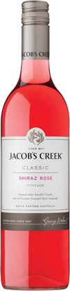 Picture of JACOBS CREEK ROSE SHIRAZ 75CL
