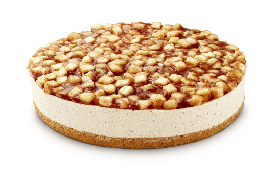Picture of CHEESECAKE ÄPPLE KANEL 4X1,5KG