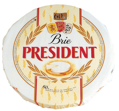 Picture of BRIE 3KG       PRESIDENT LL