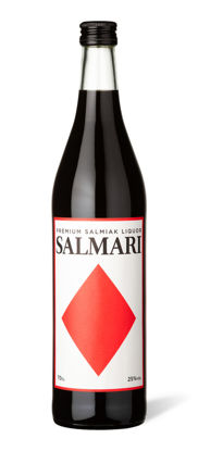 Picture of SALMARI SALMIAK LIQUOR 25%70CL