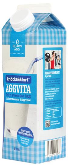Picture of ÄGGVITA TETRA 6X1L   STJÄRNÄGG
