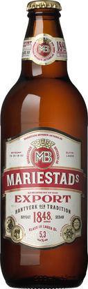 Picture of MARIESTAD EXPORT 5,3% 15X50CL