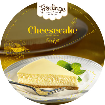 Picture of CHEESECAKE 4X1,4KG    FRÖDINGE