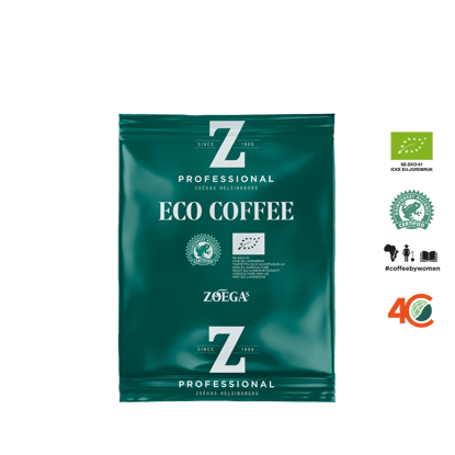 Picture of KAFFE ECO ZOEGAS 60X80G