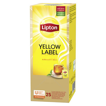 Picture of TE YELLOW LABEL 6X25ST  LIPTON