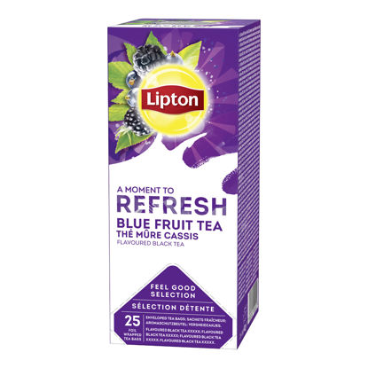 Picture of TE BLUE FRUIT 6X25ST    LIPTON