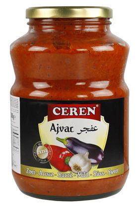 Picture of AJVAR RELISH 3X2,5KG     CEREN