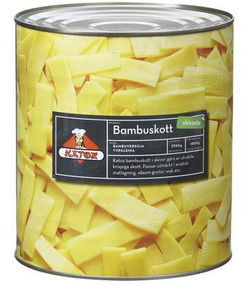 Picture of BAMBUSKOTT SKIV 6X2,95KG KATOZ