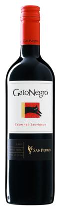 Picture of GATO NEGRO CAB SAUV 6X75CL
