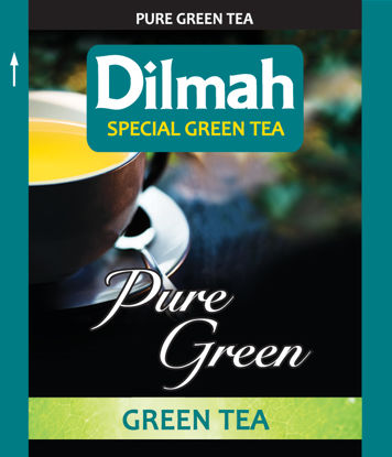Picture of TE GRÖNT NEUTRALT 100ST DILMAH