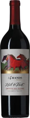 Picture of 14 HANDS HOT RED BLEND 12X75CL