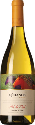Picture of 14 HANDS HOT WHITE BLEND 12X75