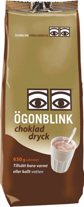 Picture of CHOKLADDRYCK ÖGONBLINK 10X650G