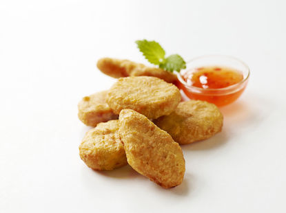 Picture of CHICKEN NUGGETS 10X1KG DEN