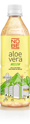 Picture of ALOE VERA MELON 20X50CL   NOBE