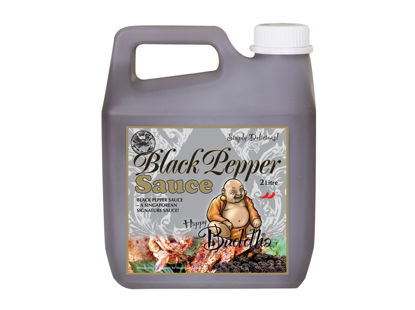 Picture of BLACK PEPPER SAUCE 2X2L HAPPY