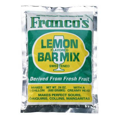 Picture of FRANCOS LEMON MIX S&S 12X680G