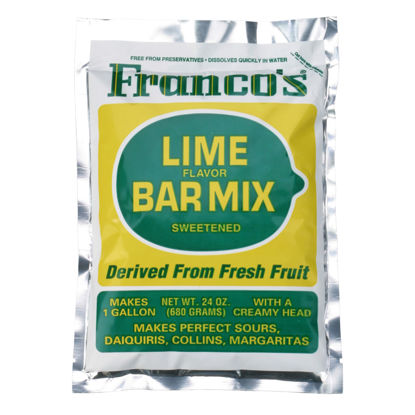 Picture of FRANCOS LIME MIX S&S 12X680G